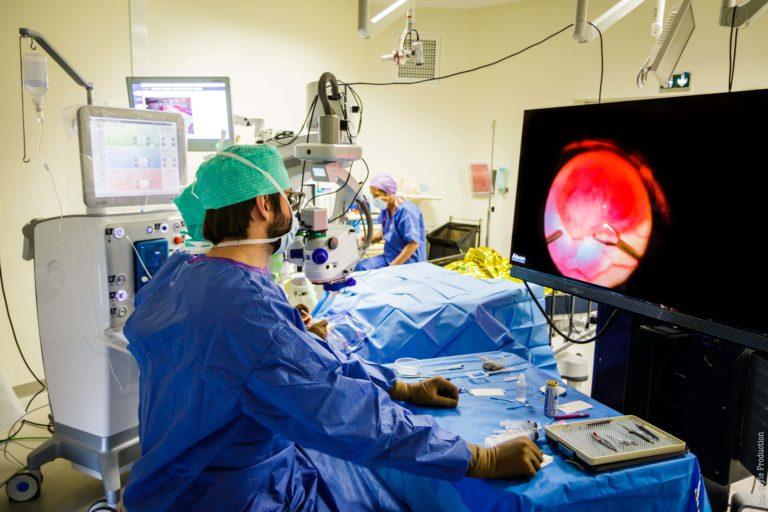 Réalisation vidéo chirurgie