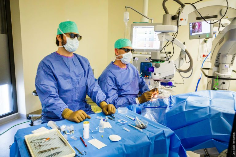 Reportage photo chirurgie